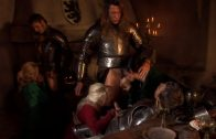 Medieval times orgy